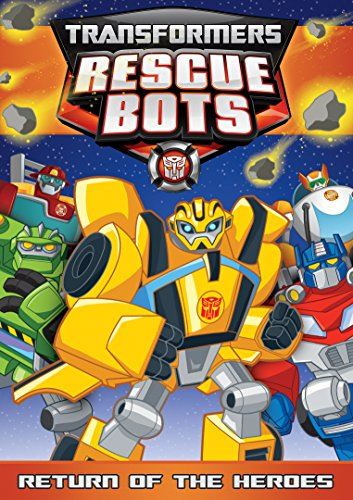 DVD : Transformers Rescue Bots: Return Of The Heroes (Widescreen)