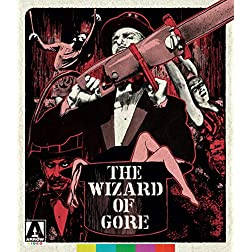 Wizard Of Gore, The [Blu-ray]