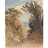Tallenge Old Masters Collection - View From Rook's Hill, Kent By Samuel Palmer - A3 Size Premium Quality Rolled...