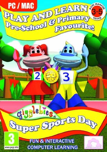 Gigglebies Super Sports Day
