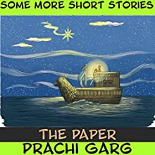 The Paper Audiobook by Prachi Garg Narrated by John Hawkes