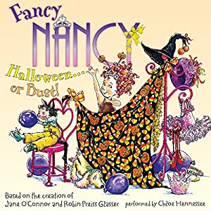 Fancy Nancy: Halloween... or Bust! Audiobook