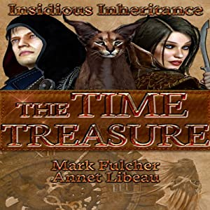 The Time Treasure Audiobook