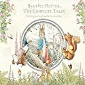 Beatrix Potter: The Complete Tales (       UNABRIDGED) by Beatrix Potter Narrated by Gary Bond, Michael Hordern, Rosemary Leach, Janet Maw