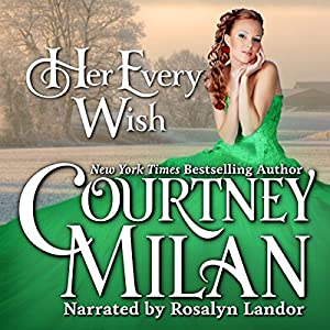 Her Every Wish Audiobook