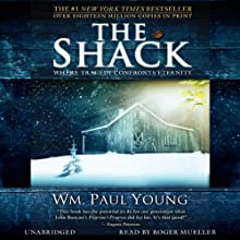 The Shack Audiobook by William P. Young Narrated by Roger Mueller