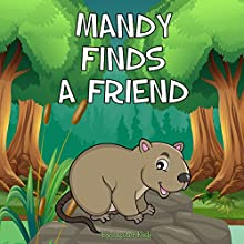 Mandy Finds a Friend (       UNABRIDGED) by Jupiter Kids Narrated by Christy Williamson