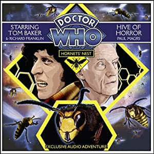 Doctor Who: Hornets' Nest 5 - Hive of Horror | [Paul Magrs]
