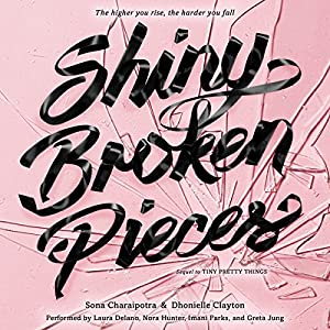 Shiny Broken Pieces Audiobook