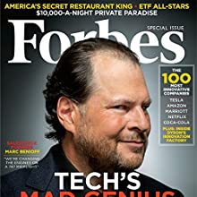 Forbes, September 13, 2016 Periodical by  Forbes Narrated by Daniel May