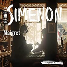 The Misty Harbour: Inspector Maigret, Book 16 (       UNABRIDGED) by Georges Simenon, David Bellos - translator Narrated by Gareth Armstrong