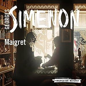 Maigret Audiobook