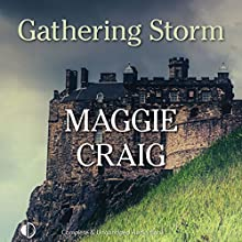 Gathering Storm (       UNABRIDGED) by Maggie Craig Narrated by James Bryce