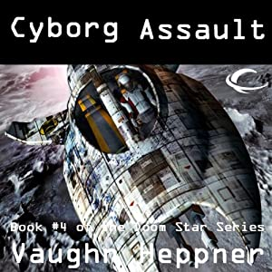 Cyborg Assault Audiobook