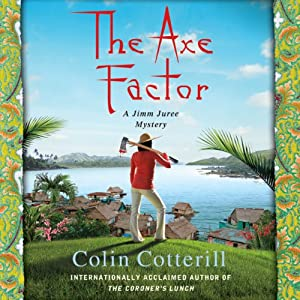 The Axe Factor Audiobook