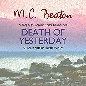 Death of Yesterday Hörbuch