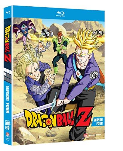 Blu-ray : Dragonball Z: Season 4 (Boxed Set, 6 Disc)