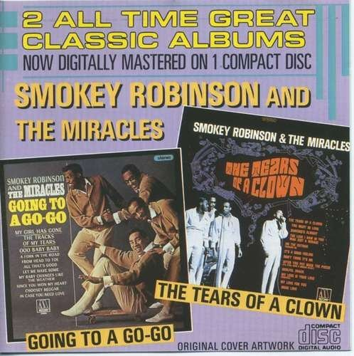 Smokey Robinson And The Miracles-Going To A Go-Go - The Tears Of A Clown-CD-FLAC-1986-LoKET Download