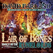 The Lair of Bones: The Runelords, Book 4 | [David Farland]