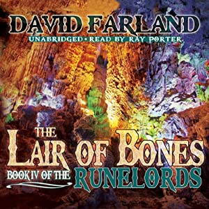 The Lair of Bones Audiobook