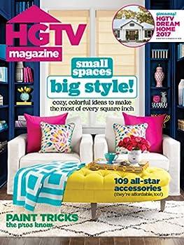 1-Year HGTV Magazine Subscription
