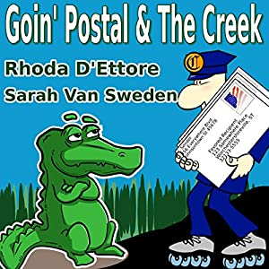 Goin' Postal/The Creek Audiobook