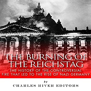 The Burning of the Reichstag Audiobook