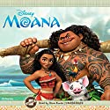 Moana Audiobook by  Disney Press Narrated by Rena Owen