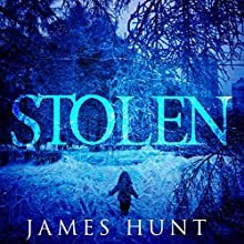 Stolen: Missing Pieces, Book 2 Audiobook by James Hunt Narrated by Tia Rider Sorensen