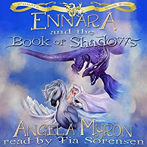Ennara and the Book of Shadows Audiobook