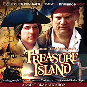 Robert Louis Stevenson's Treasure Island Radio/TV Program