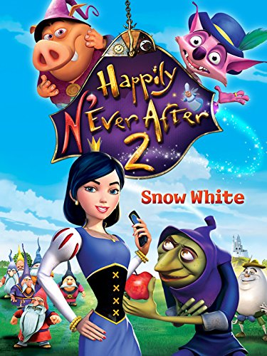 Happily N'Ever After 2: Snow White on Amazon Prime Video UK