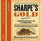 Sharpe's Gold | Bernard Cornwell