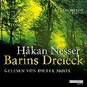 Barins Dreieck Hörbuch von Håkan Nesser Gesprochen von: Max Moor