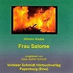 Frau Salome | Wilhelm Raabe
