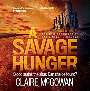 A Savage Hunger Audiobook