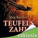 Teufelszahl Hörbuch von Jörg Kastner Gesprochen von: Erich Räuker