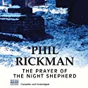 The Prayer of the Night Shepherd Audiobook by Phil Rickman Narrated by Emma Powell