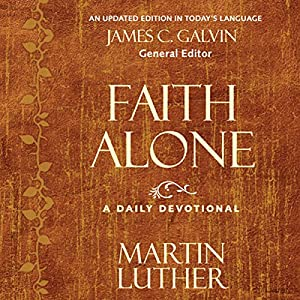 Faith Alone Audiobook