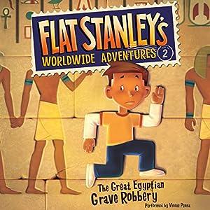 Flat Stanley's Worldwide Adventures #2 Audiobook