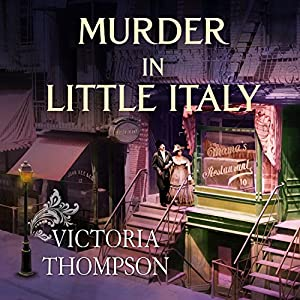 Murder in Little Italy Audiobook
