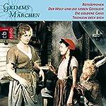 Rotkäppchen / Der Wolf und die sieben Geißlein / Die goldene Gans / Tischlein deck dich (Grimms Märchen 3.1) |  Brüder Grimm
