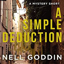 A Simple Deduction Audiobook by Nell Goddin Narrated by Sabrina Reeves