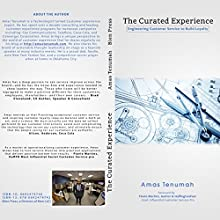 The Curated Experience: Engineering Customer Service to Build Loyalty (       UNABRIDGED) by Amas Tenumah Narrated by Jeff Couch