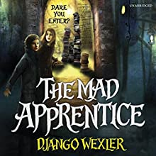 The Mad Apprentice Audiobook by Django Wexler Narrated by Cassandra Morris