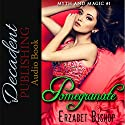 Pomegranate: Myth & Magic Book 1 Audiobook by Erzabet Bishop Narrated by Hollie Jackson