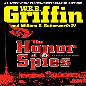 The Honor of Spies Audiobook
