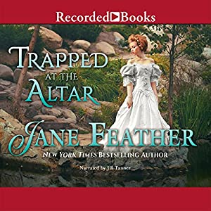 Trapped at the Altar | [Jane Feather]