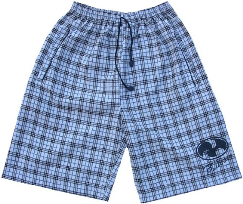 Zip Zap Zooom Mens Surf Skate Check Swim Board Sports Swimming Shorts