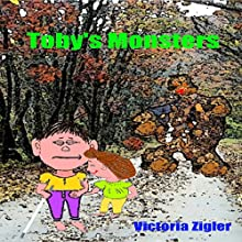 Toby's Monsters: Toby's Tales, Volume 2 Audiobook by Victoria Zigler Narrated by Joseph A. Batzel